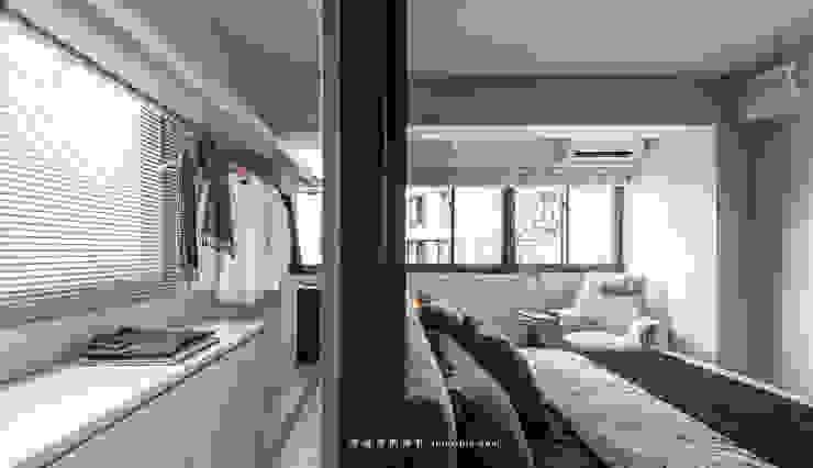 Bedroom / Wardrobe 根據 湜湜空間設計 現代風