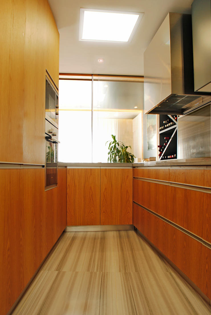 MANUEL TORRES DESIGN Built-in kitchens