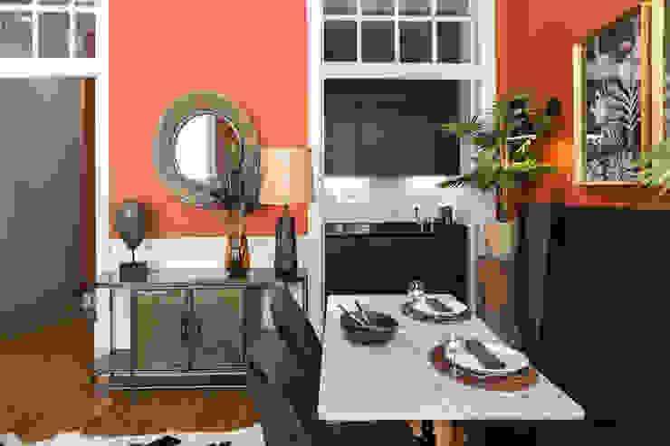 Olivier Sapateiros – Lisboa Salas de jantar rústicas por Staging Factory Rústico