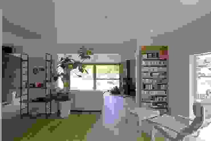 studio m+ by masato fujii Living room