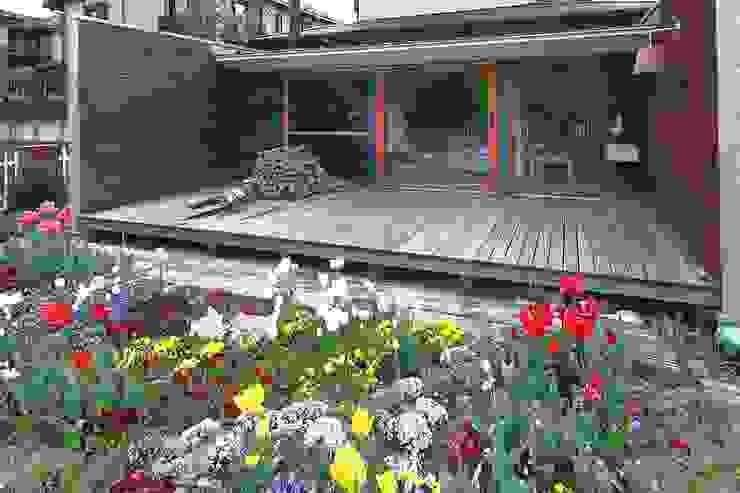 studio m+ by masato fujii Front yard