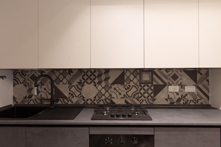 LM PROGETTI Built-in kitchens