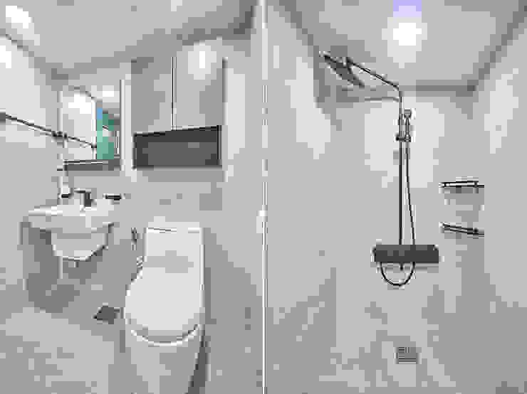 안방욕실 모던스타일 욕실 by 곤디자인 (GON Design) 모던