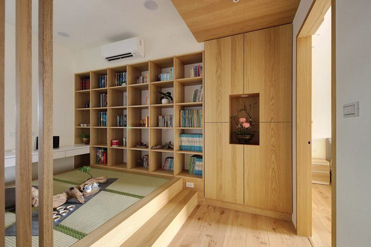 de 微自然室內裝修設計有限公司 Asiático