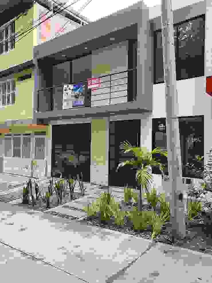 CASA SR l Ibague, Tolima. de Hausni Arquitectura Moderno