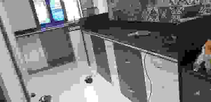 Cocinas de estilo moderno de Taathastu Space LLP Moderno