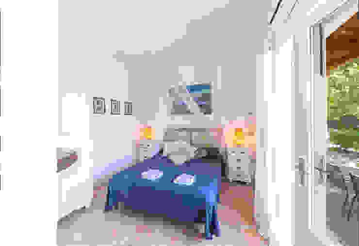 camera matrimoniale Manuel Bianconi fotografie Camera da letto piccola Laterizio Bianco