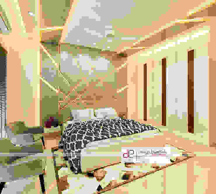 MBR Design Essentials Small bedroom Plywood Beige