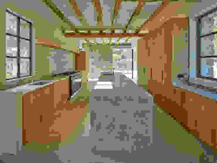 deBM Arquitectura y Paisajismo Modern style kitchen