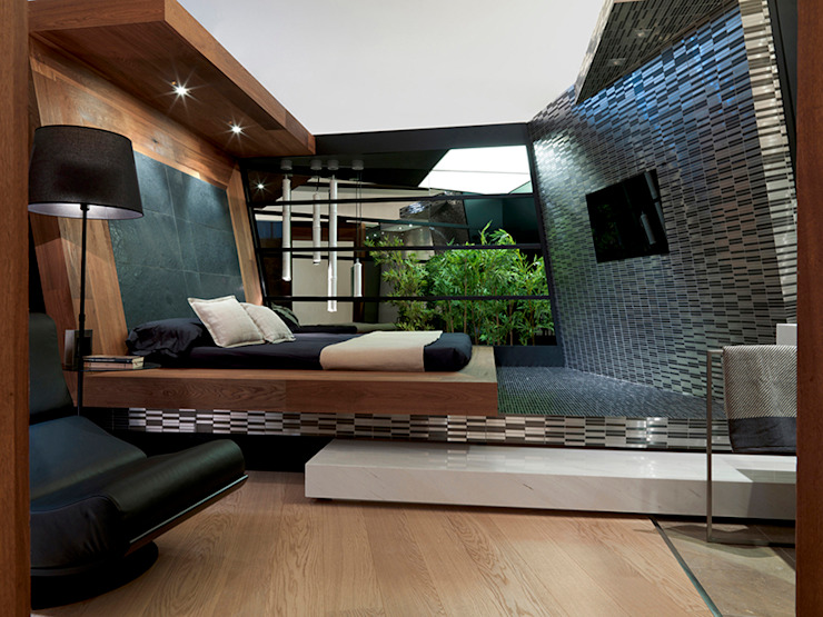 MANUEL TORRES DESIGN Eclectic style hotels