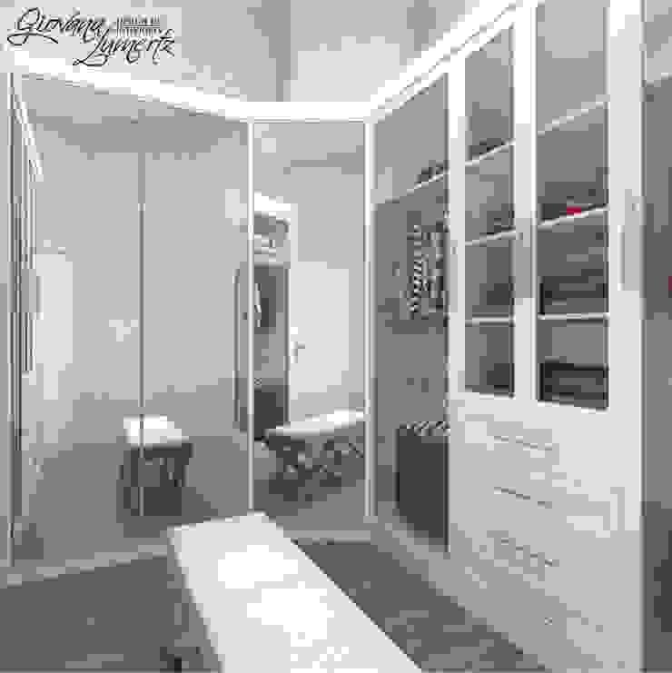 Classic style dressing room by Giovana Lumertz Classic MDF