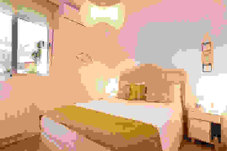 Decoración integral para uso particular Lala Decor HomeStaging & Reformas Integrales de pisos Dormitorios de estilo escandinavo