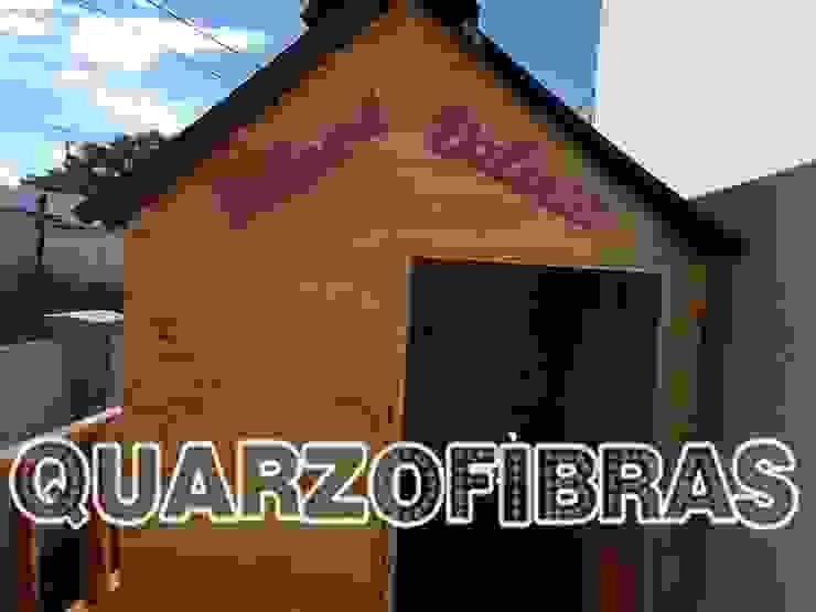 casa de muñecas de QUARZOFIBRAS Clásico Madera maciza Multicolor