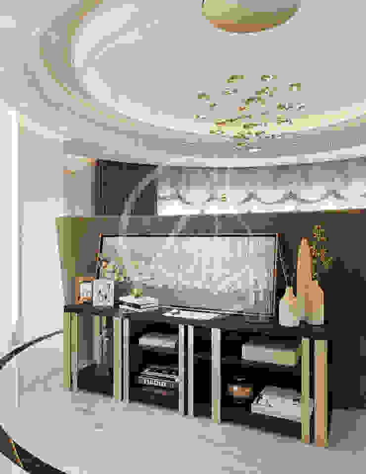 Luxury Neoclassical Palace Interior Design Dormitorios de estilo clásico de Comelite Architecture, Structure and Interior Design Clásico