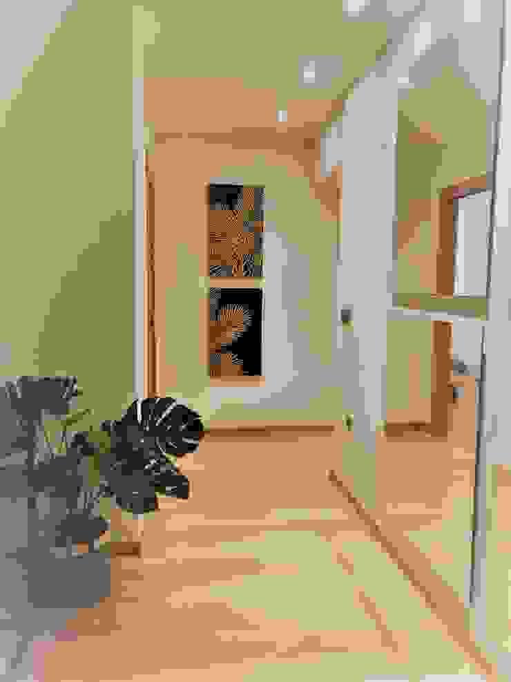 Composición de espejos de A interiorismo by Maria Andes Moderno