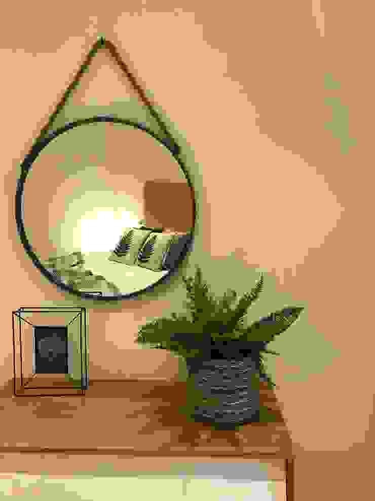 Amueblamiento y decoración de Vivienda para Home Staging de A interiorismo by Maria Andes Moderno