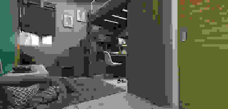 Bedroom set Oleh unimony.id Modern