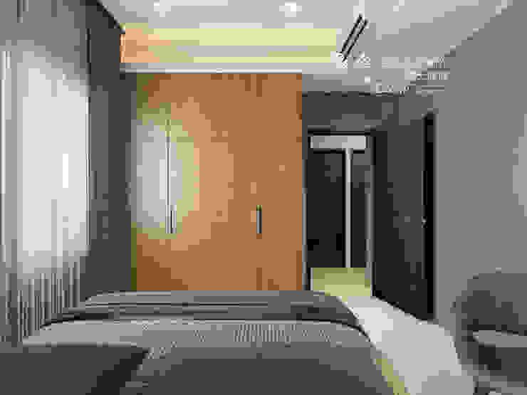 主臥 根據 木博士團隊/動念室內設計制作 日式風、東方風