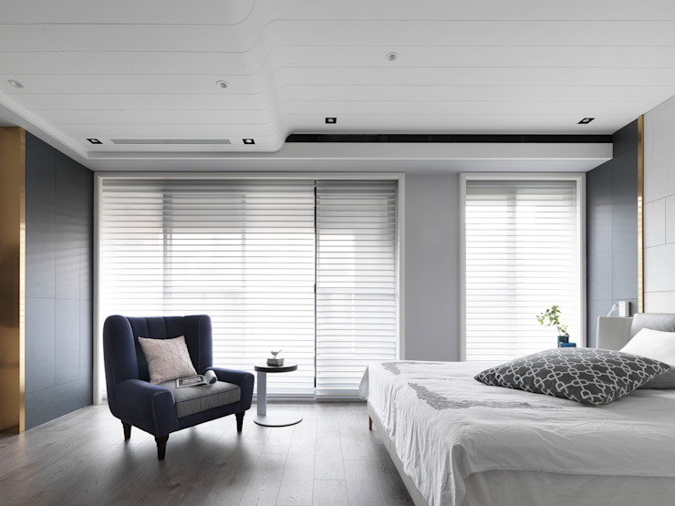 美式絢爛屋 根據 肯星室內設計 現代風