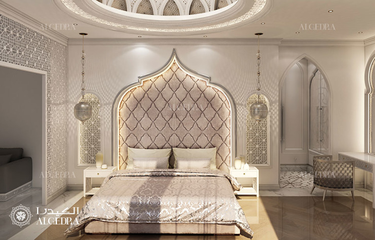 Islamic Style Bedroom Design Homify