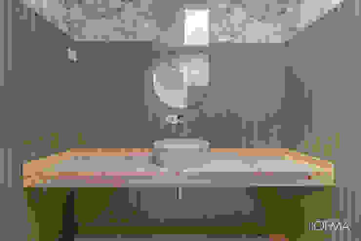 Loema Reformas Integrales Madrid Modern bathroom Green