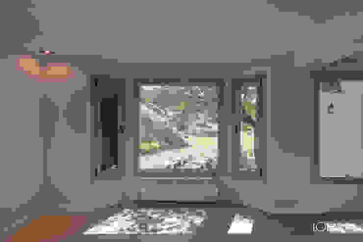 Loema Reformas Integrales Madrid Wooden windows