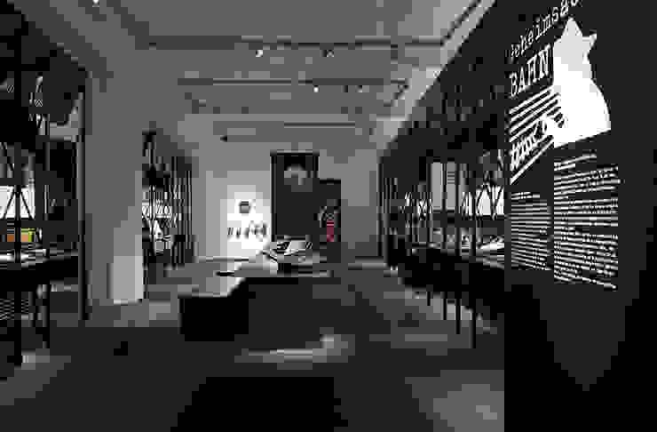 Marius Schreyer Design Modern museums
