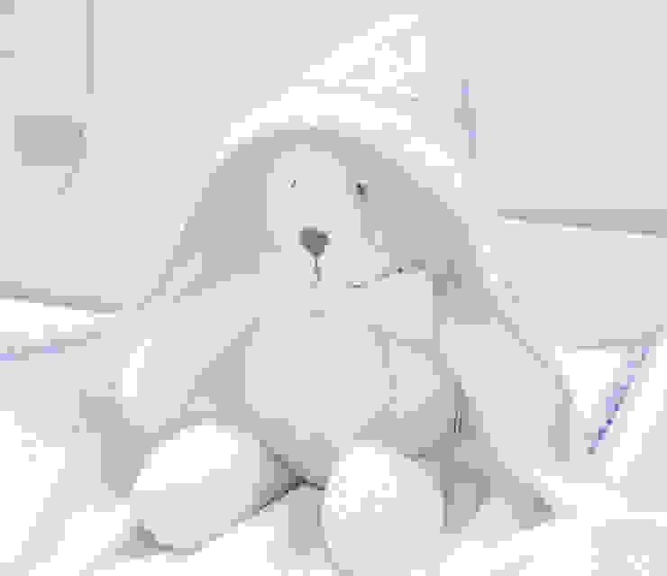 baby d'Oro Babyzimmer Weiß