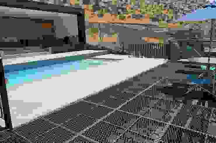 Proyecto Lomas de Lo Aguirre de Triptico Diseño y Construcción Mediterráneo