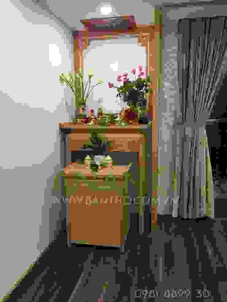 Bàn thờ gia tiên đẹp Anamo ABT-15: Châu Á  by Bàn Thờ Anamo, Châu Á Gỗ Wood effect
