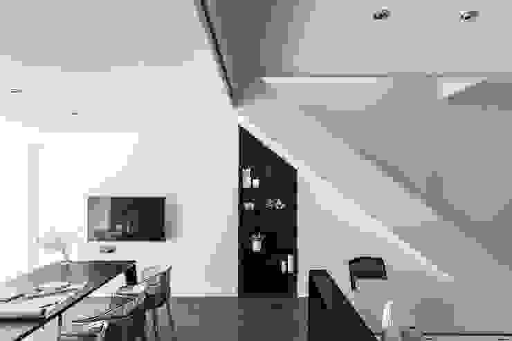 簡約辦公室設計 根據 豐鋐室內設計 現代風