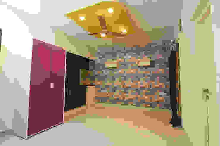 Living Room Modern media room by Magnon India Modern