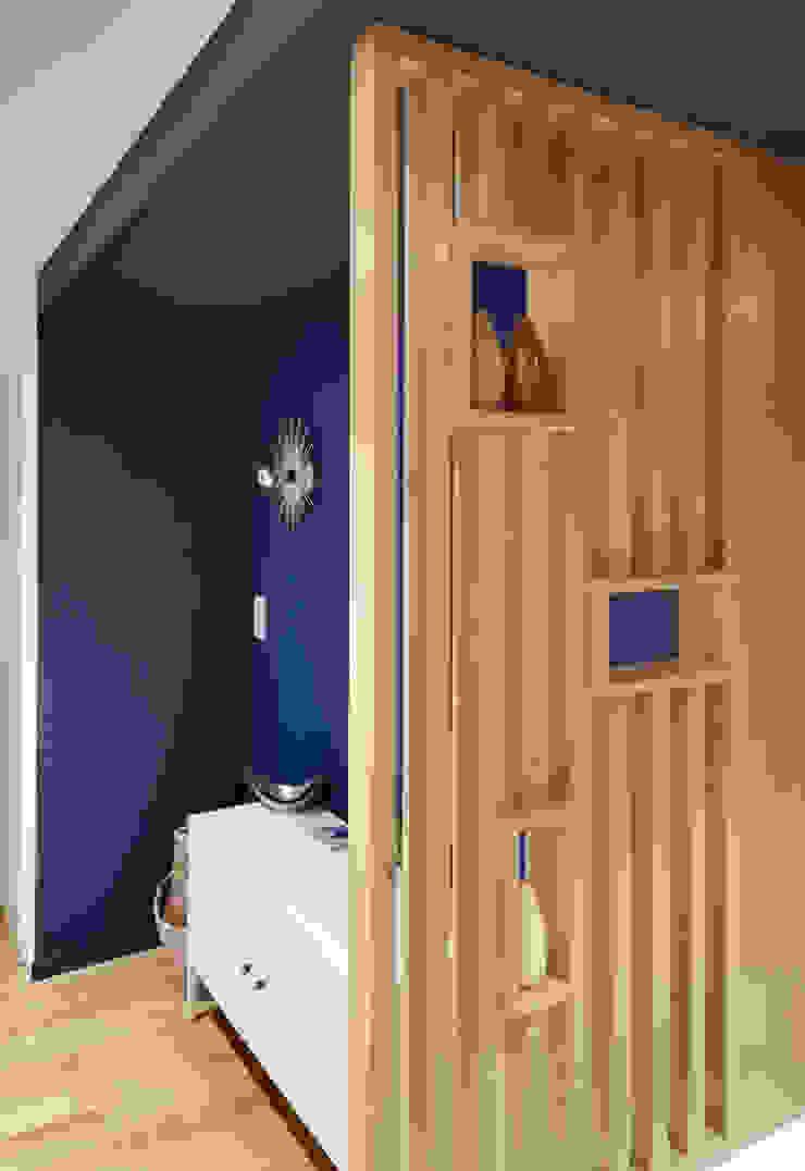 Lionel CERTIER - Architecture d'intérieur Koridor & Tangga Modern