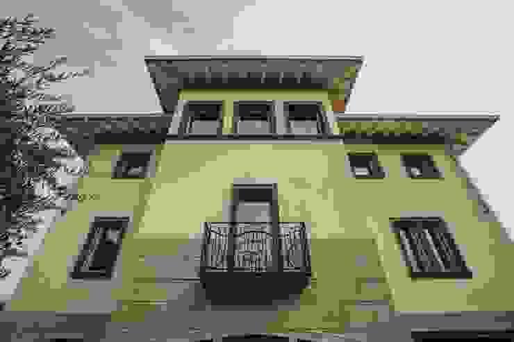 Villa Liberty Casa coloniale di Legnocamuna Case Coloniale