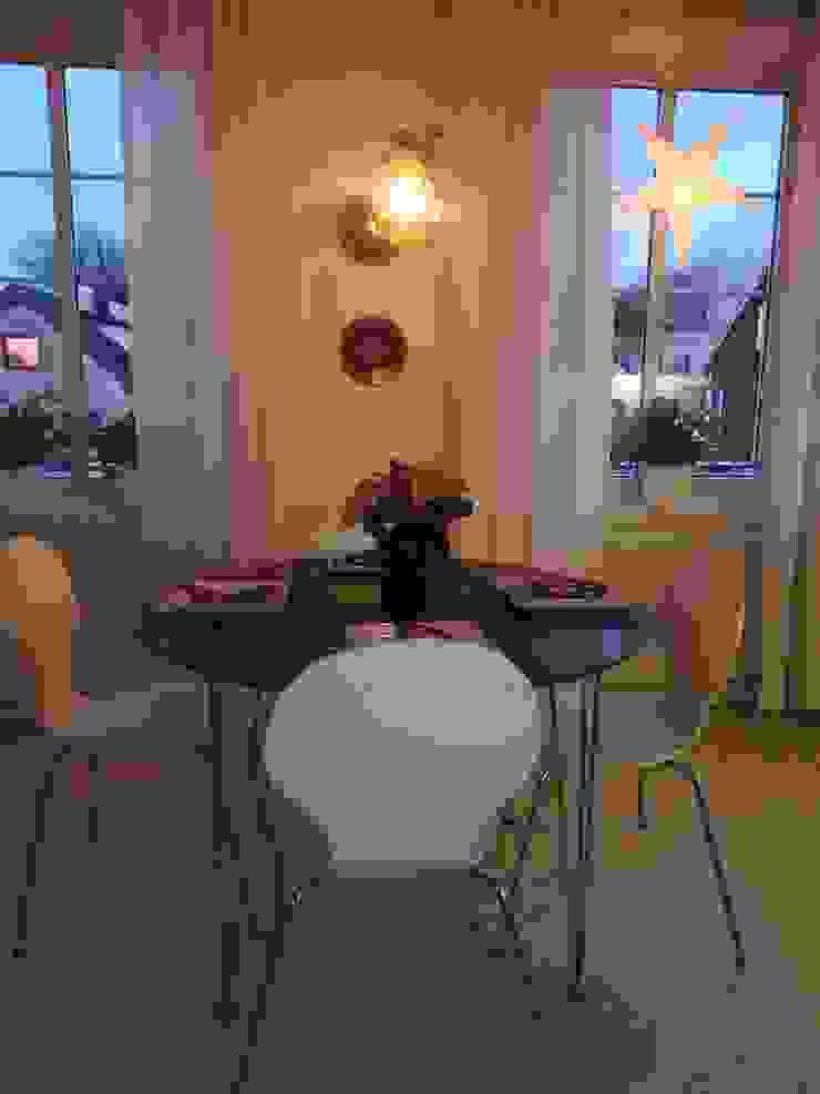 Valhallavagen, Sweden Modern dining room by Anna Hansson Design Modern MDF
