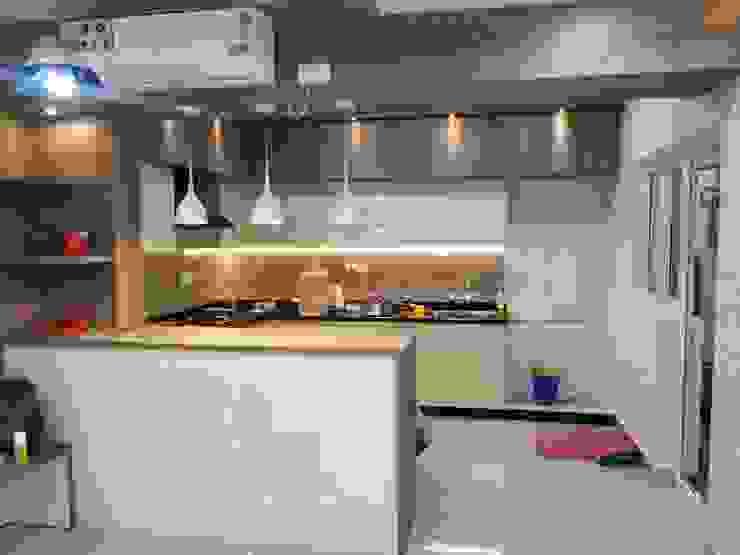 Megha pawar Vr interio Kitchen units