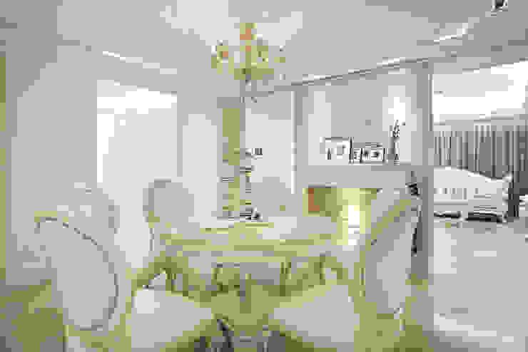 Modern Dining Room by 古迪室內設計 Modern