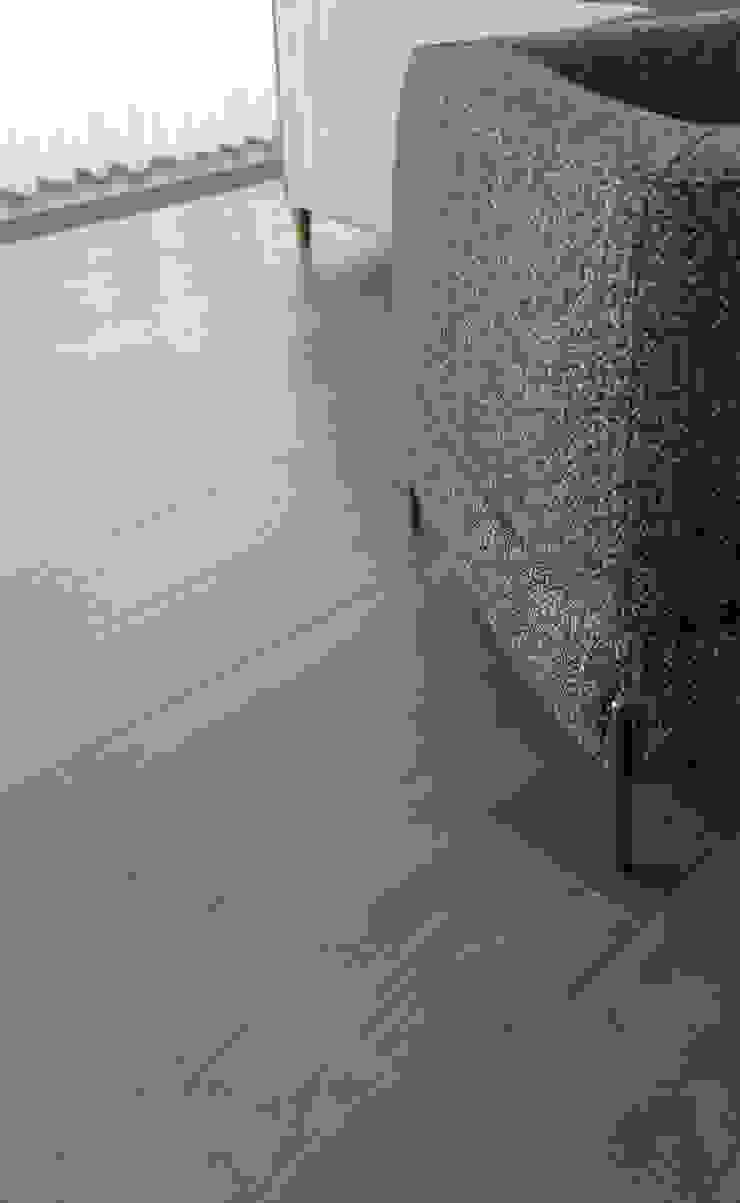 OAK ISLANDER GREY Modern Oturma Odası Lantana Parke Modern Ahşap Ahşap rengi