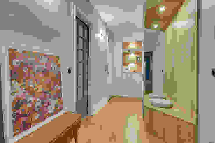 Design d'intérieur Modern Corridor, Hallway and Staircase