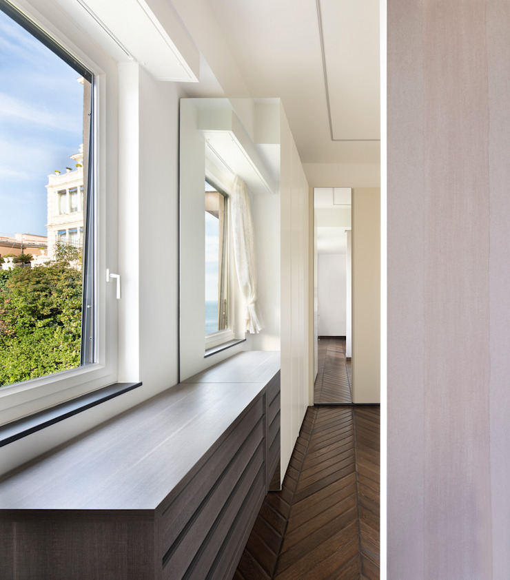 CASA C&C Camera da letto moderna di Andrea Orioli Moderno