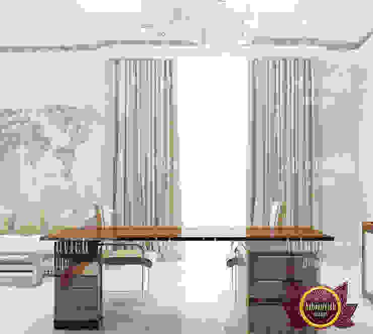 Modern Office Furniture by Luxury Antonovich Design