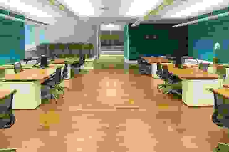 by Norzen - Flooring Experts Modern Bamboo Green