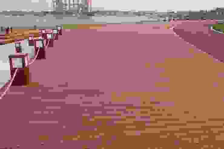 by Norzen - Flooring Experts Minimalist Bamboo Green