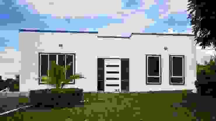 casa campestre prefabricada en el Huila, Prefabricados Palermo de Prefabricados Palermo Moderno
