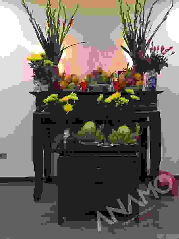 Bàn thờ hiện đại Anamo ABT 1: Châu Á  by Bàn Thờ Anamo, Châu Á Gỗ Wood effect
