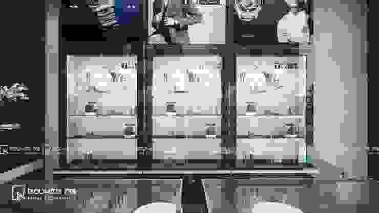 Thiết kế và thi công Shop đồng hồ Bili: tối giản  by Công ty CỔ PHẦN TƯ VẤN THIẾT KẾ VÀ XÂY DỰNG NGUYÊN AN, Tối giản