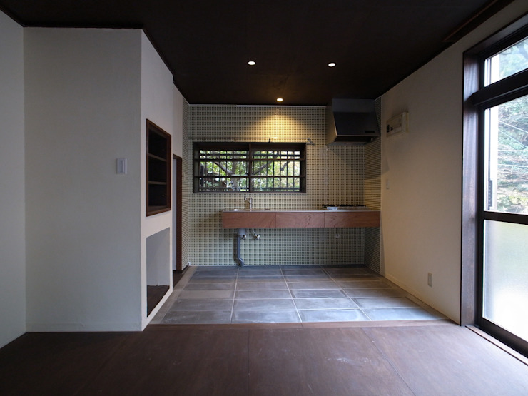 Modern Mutfak 早田雄次郎建築設計事務所/Yujiro Hayata Architect & Associates Modern
