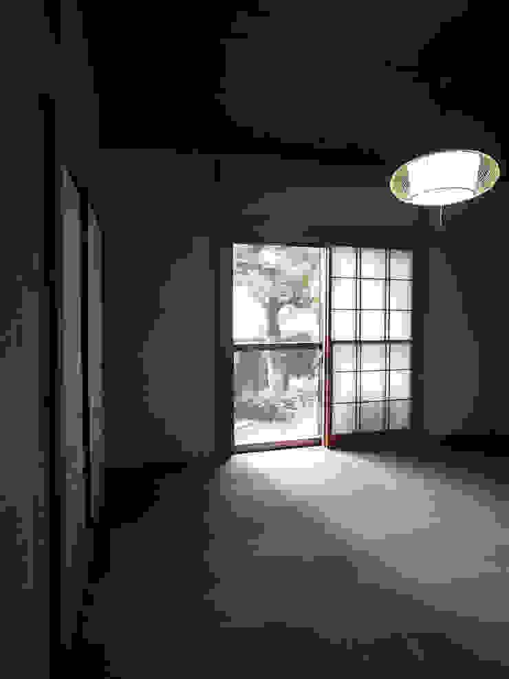Modern Yatak Odası 早田雄次郎建築設計事務所/Yujiro Hayata Architect & Associates Modern