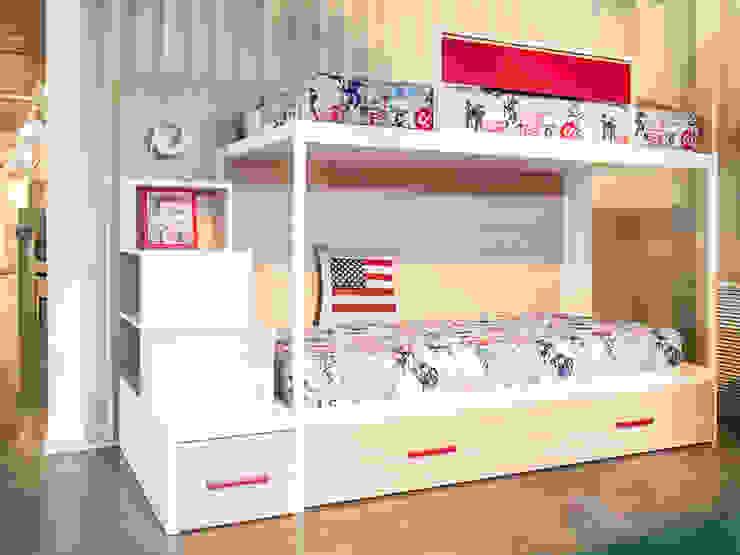 Dormitorios infantiles y juveniles EL PILAR MUEBLES Habitaciones juveniles