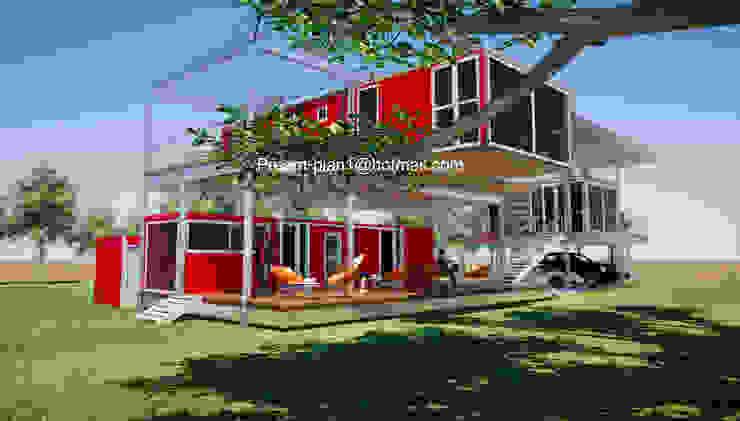 รับเขียนแบบบ้าน&ออกแบบบ้าน Minimalist houses